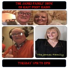 James Family Radio Show1