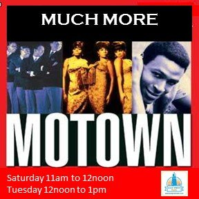 Much More Motown